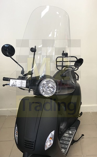 ​windscherm scooter