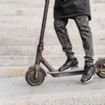Ben jij op zoek naar een elektrische step 25 km per uur?